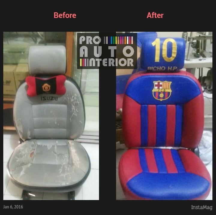 Isuzu Panther Design for FCB Barcelona fans