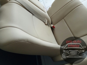 Toyota Vellfire Original Leather