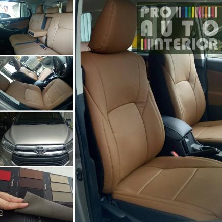 Jok Semi Permanen Toyota Innova Reborn Type V