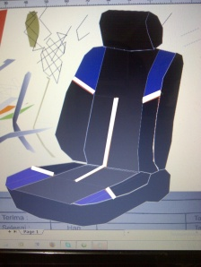 Design Sketch Panther