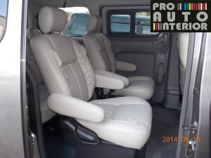 Captain Seat for Nissan Evalia