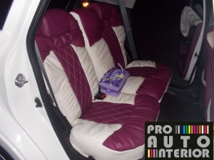 Comfort and Luxury MBTech for Jazz