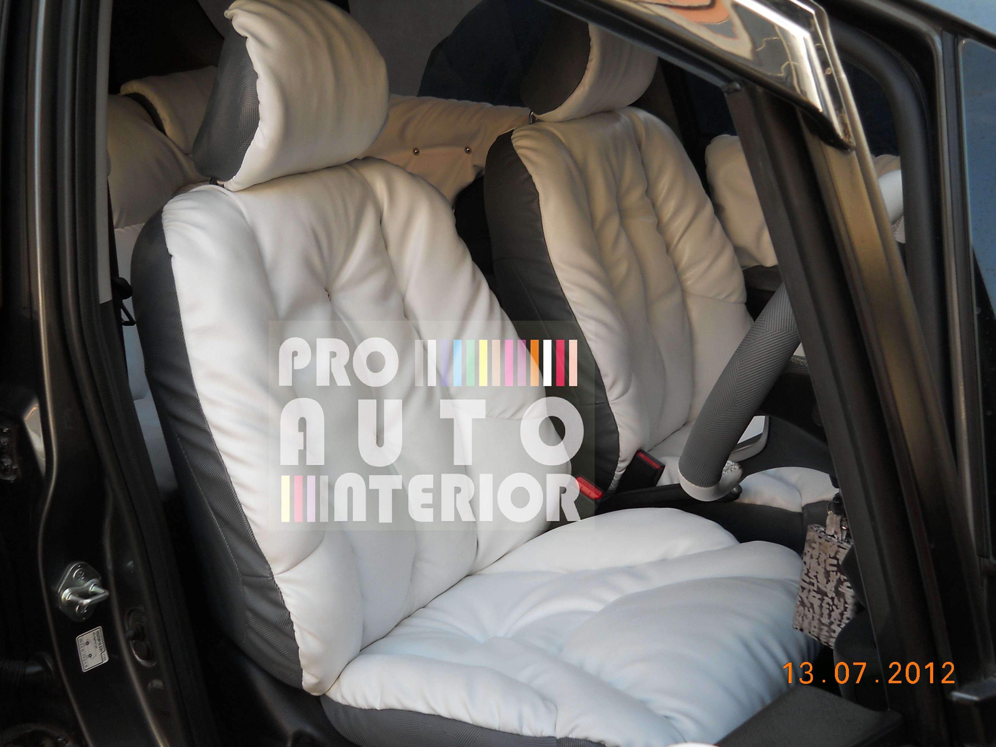 Honda Jazz Project Specialist Jok Mobil Surabaya
