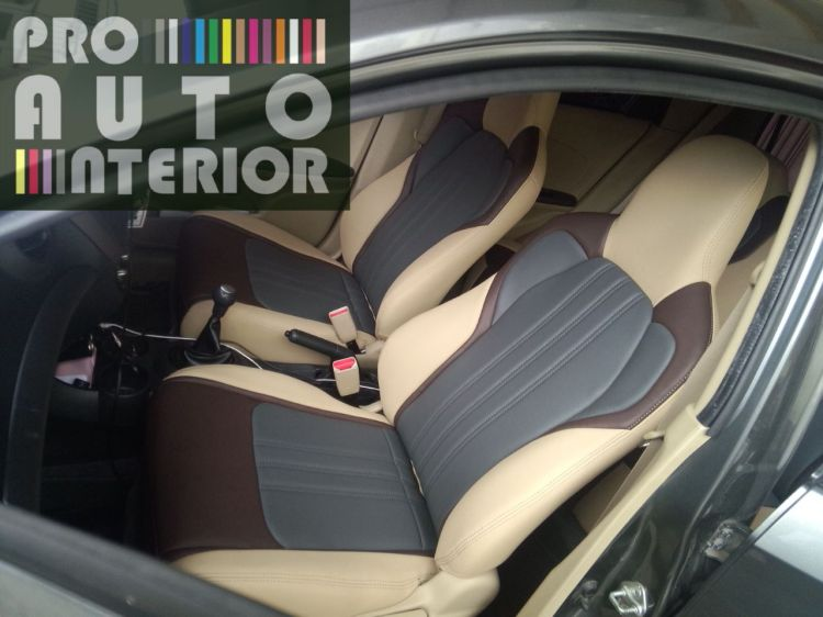 Jok Brio Surabaya (Lederlux warranty 2Years)