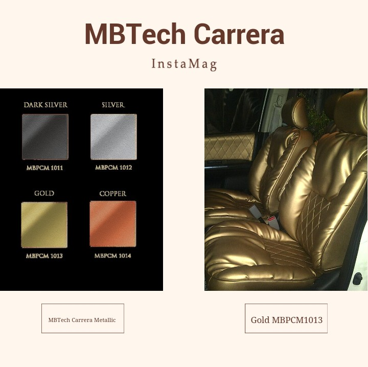 Honda Freed Luxurious  Metallic Gold MBTech Carrera