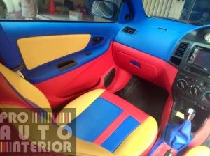 Full Interior Toyota Vios