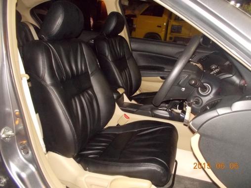 Artico Black Nappa Leather