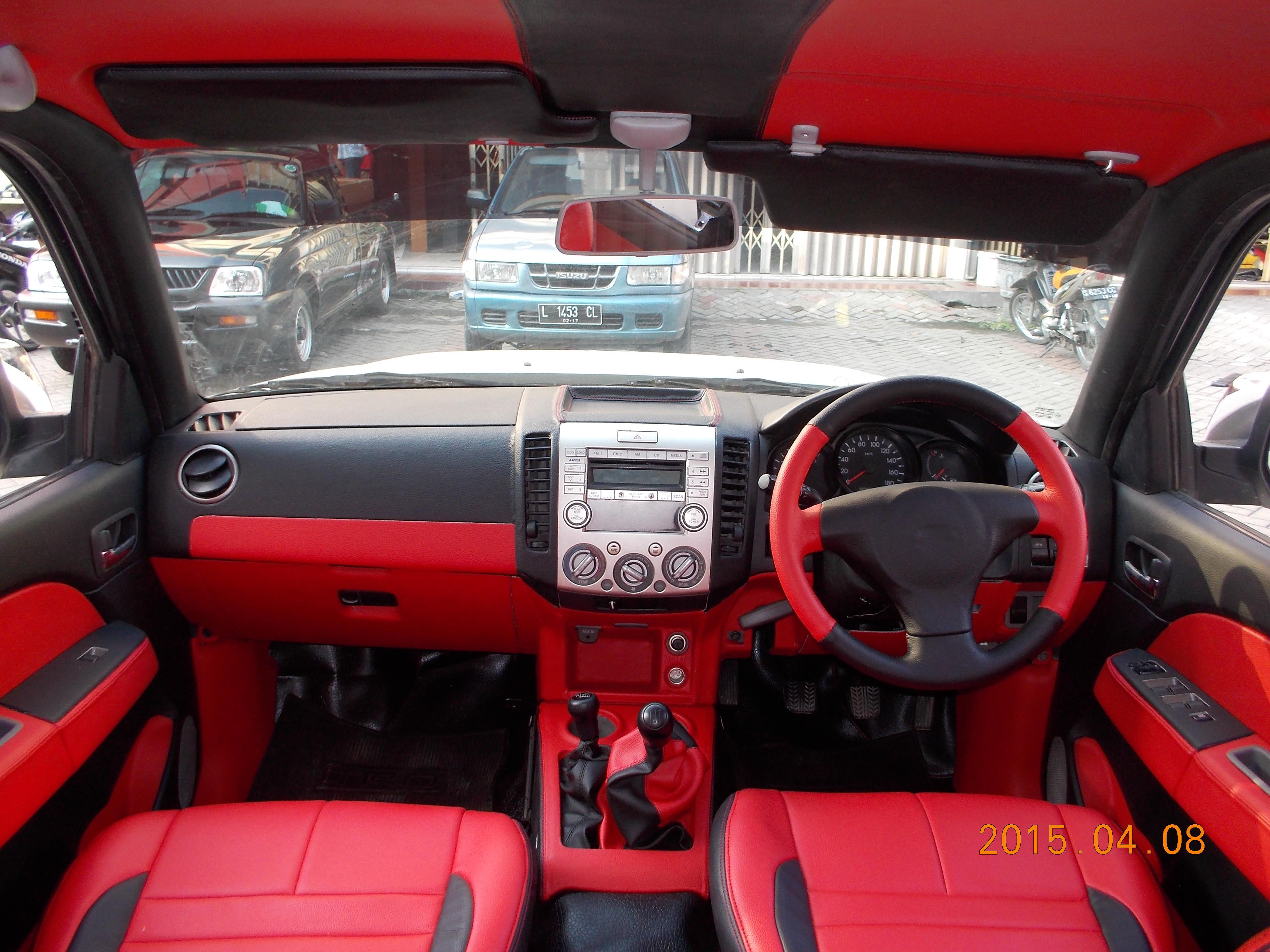 Ford Ranger Projects Specialist Jok Mobil Surabaya