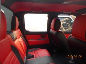 Full Interior Double Cabin