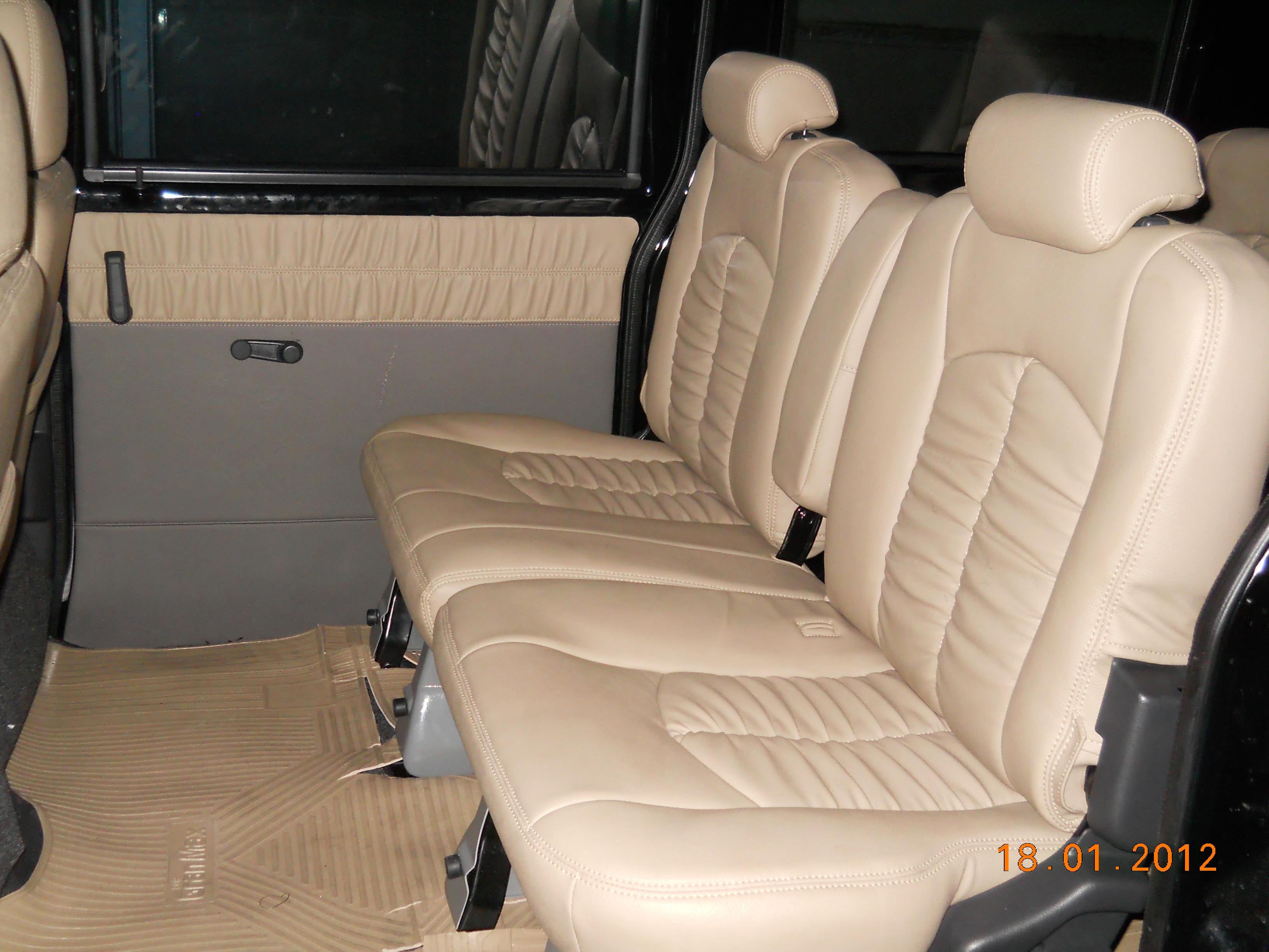 Variasi Gran Max Pick Up >> Photo Modifikasi Jok Mobil Gran Max | Modif Mobil
