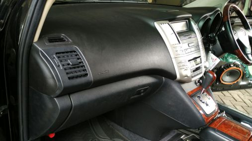 Dashboard after Repair