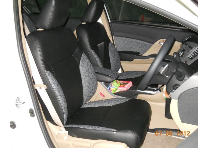 Honda Civic MBTech (Jok + doortrim)
