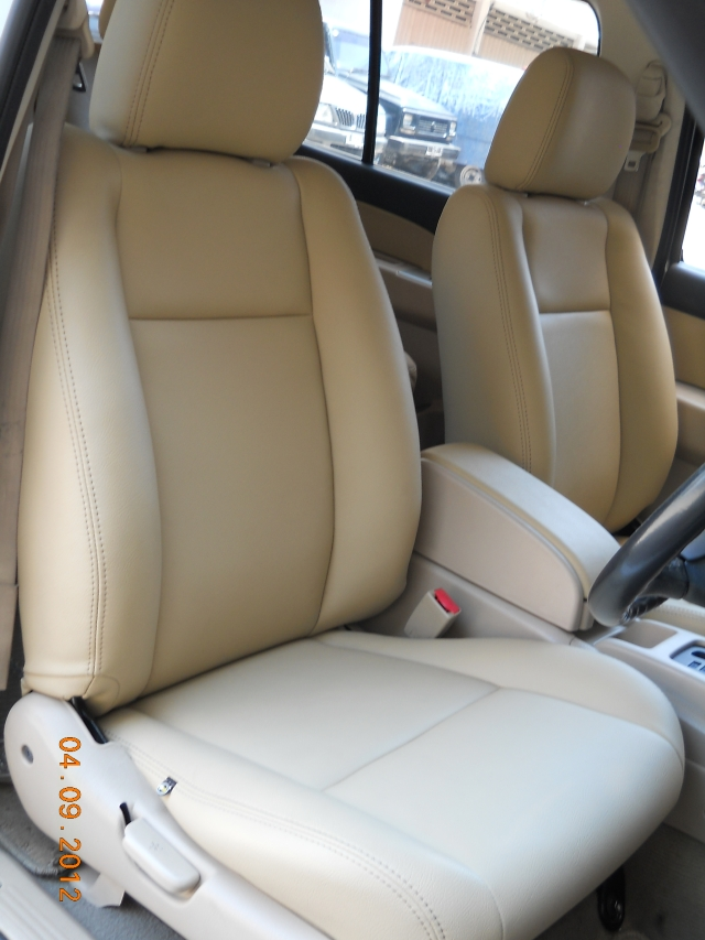 Ford Everest using MBTech New Superior