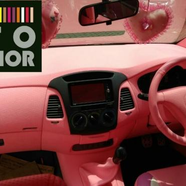Dashboard full bekleed pink