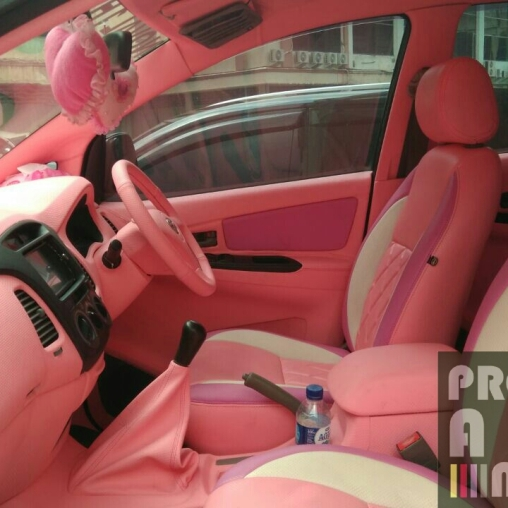 INNOVA tema Pink Interior